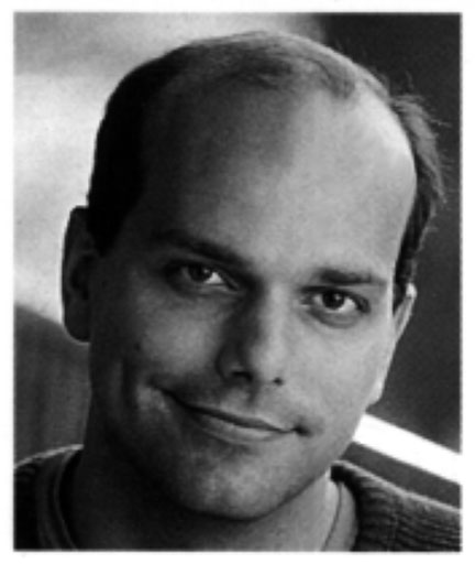 Author Photo 1990s.