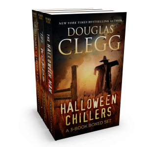 Halloween Chillers by Douglas Clegg - in ebook only.