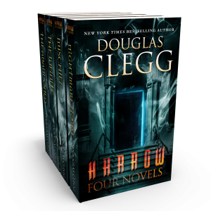 Harrow: Four Novels by Douglas Clegg