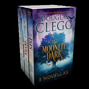 The Moonlit Dark: A 3-Novella Boxed Set.
