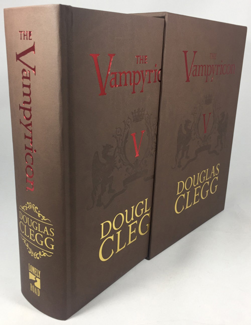 Signed Vampyricon Deluxed Edition