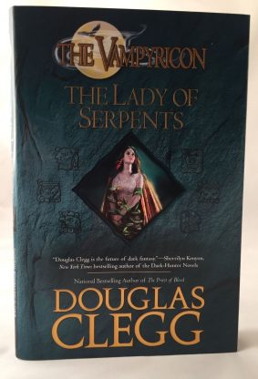The Lady of Serpents, Book 2 of the Vampyricon Trilogy